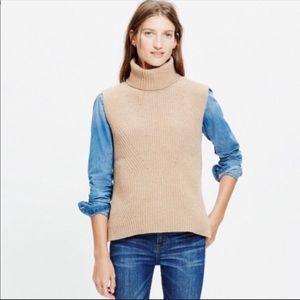 Madewell Contour Layering Turtleneck Sweater